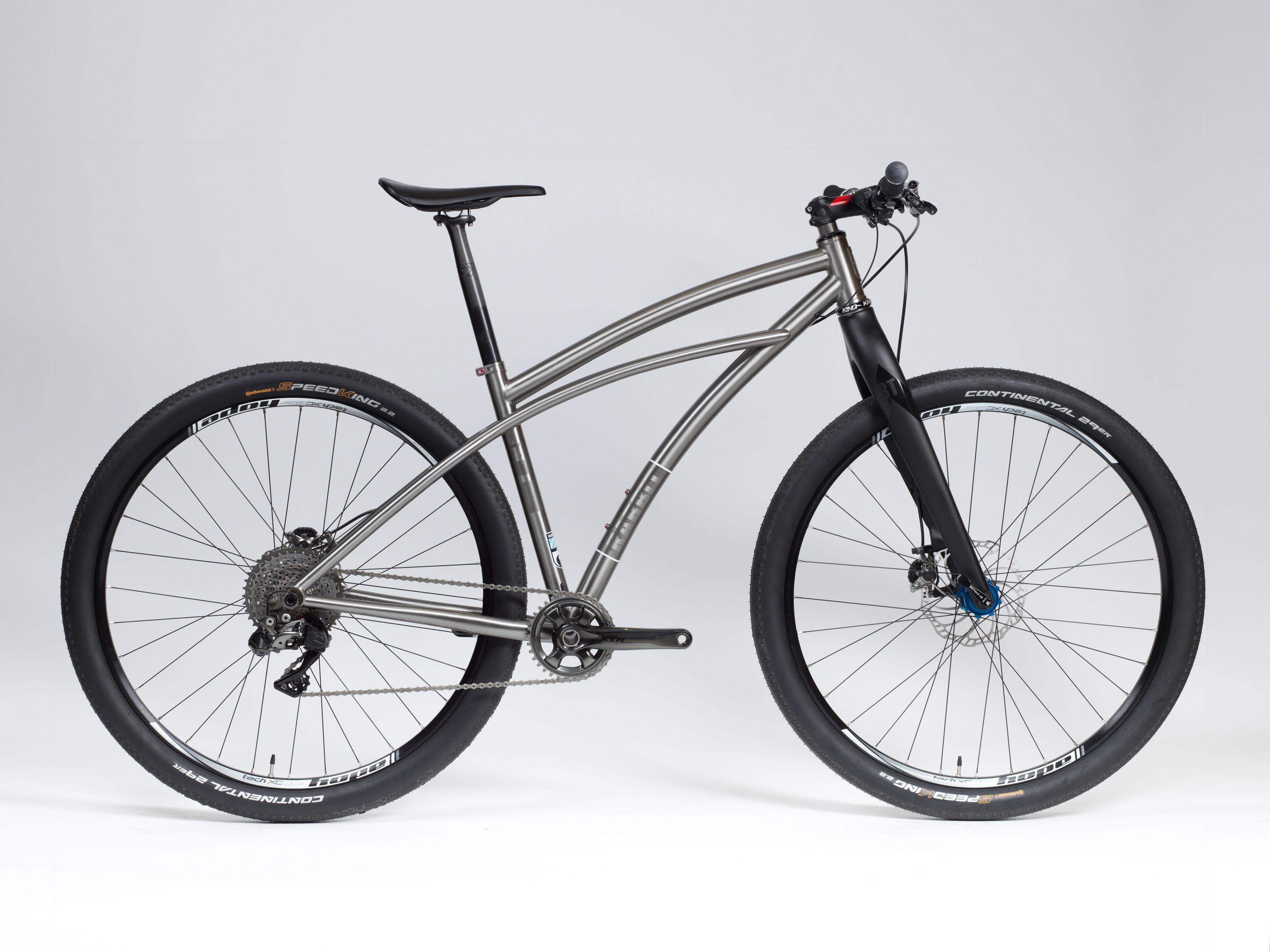 Rabbit Cycles – Feinste Titan Bikes, Designed in BAVARIA, Deutschland